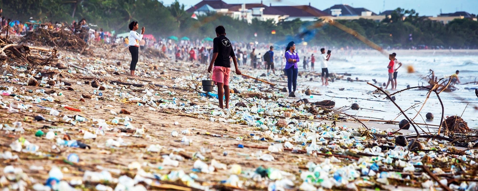 Asia Plastic Pollution