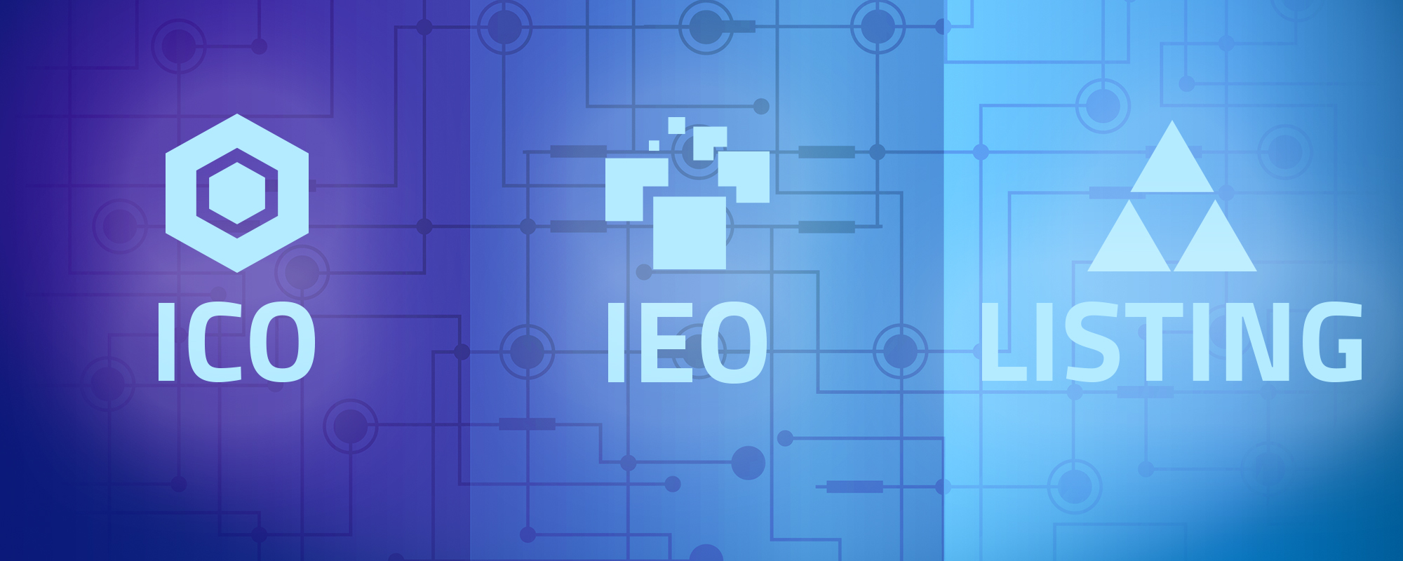 ICO IEO Exchange Listing