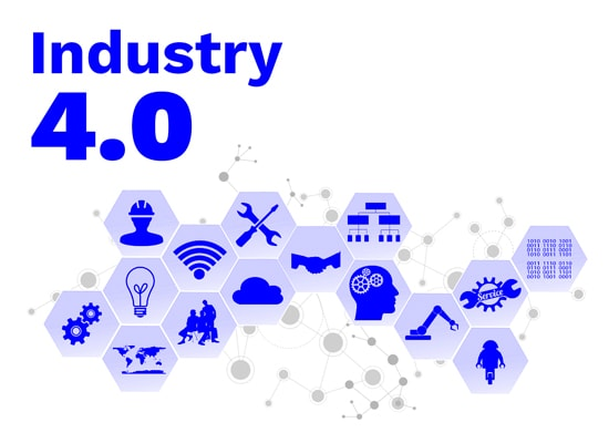 blockchain to perform industry 4.0.