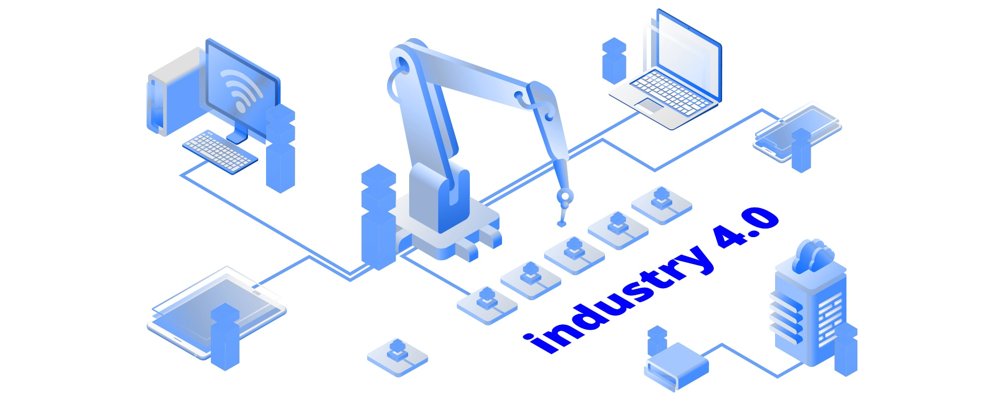 Industry 4.0. and blockchain