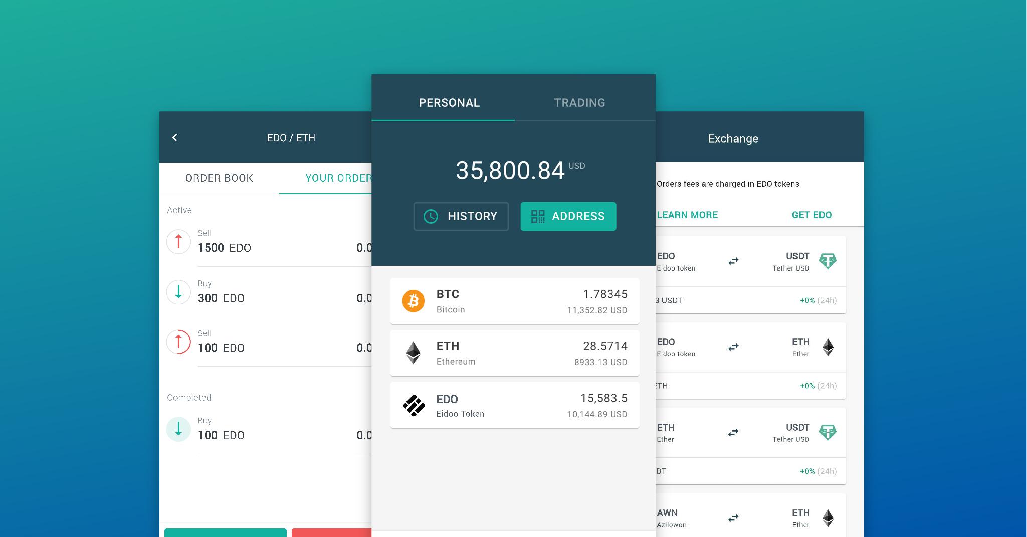 eidoo app update