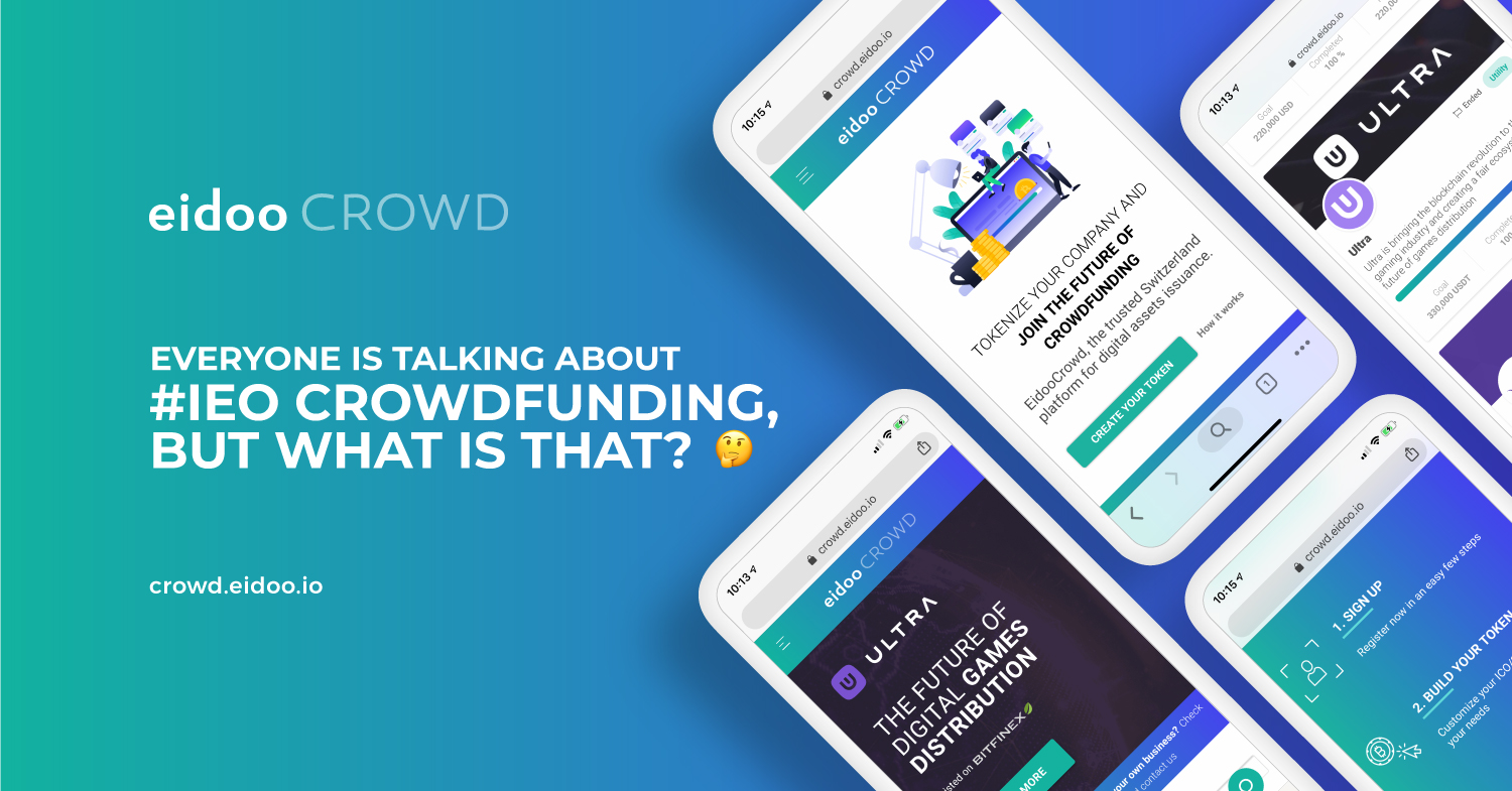 Leading the way to blockchain crowdfunding 2.0