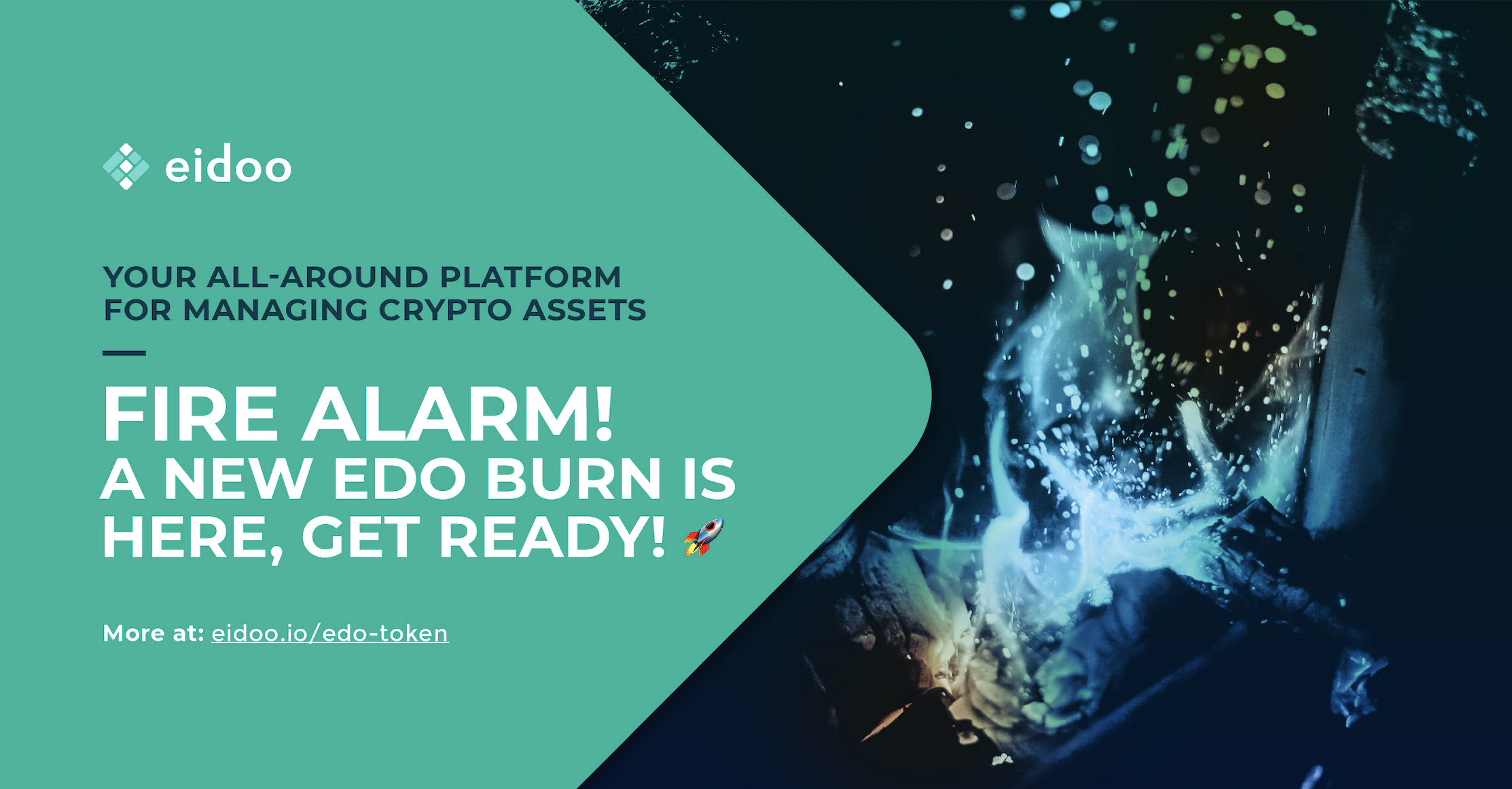 Eidoo Summer update, more than just a burn!