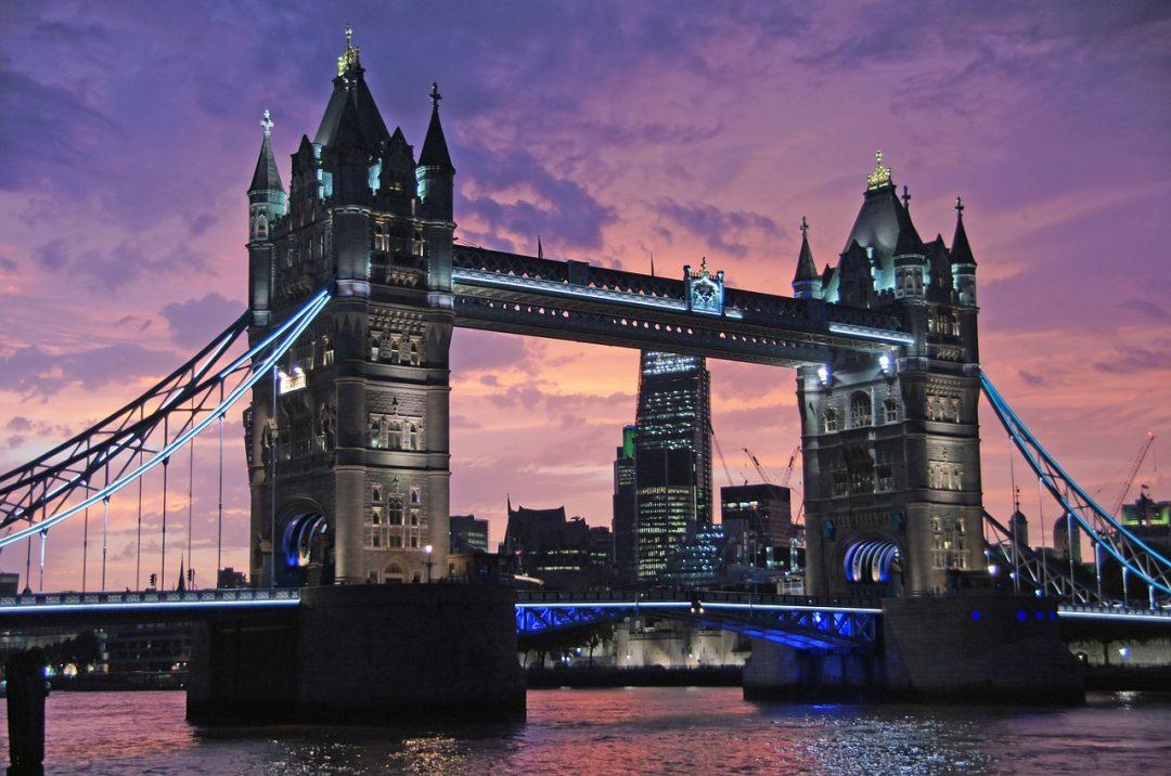 Londra, capitale della blockchain