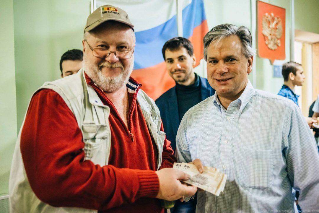 Sfida a Mosca con la crypto Kolion