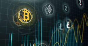 Eos in orbita, bitcoin in forma