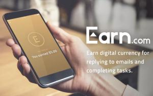 Coinbase si compra Earn.com