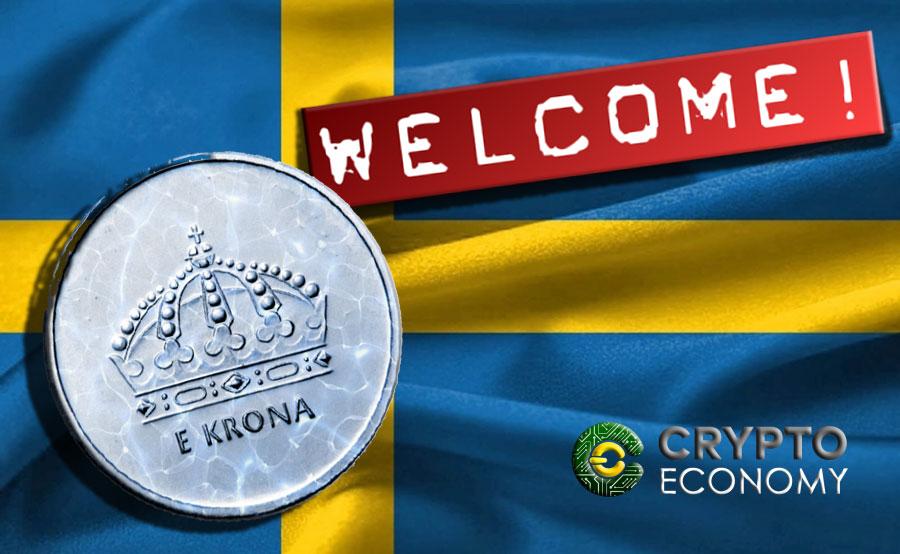 e-Krona, la criptovaluta di Stato simile a IOTA