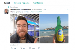 Germania, il CEO di Savedroid scappa con la cassa