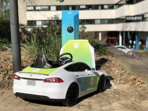 Al via la ricarica ecologica con Iota