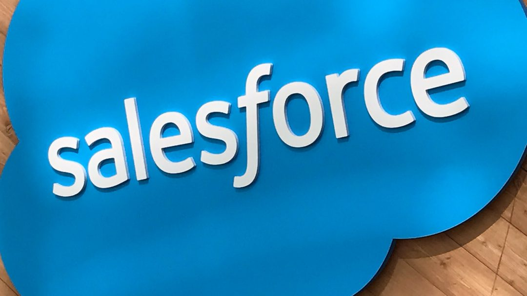 Salesforce apre a blockchain e crypto