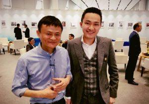 Alibaba e TRON promessi sposi. Ma forse è una fake