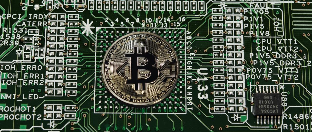 Bitcoin sotto la pelle