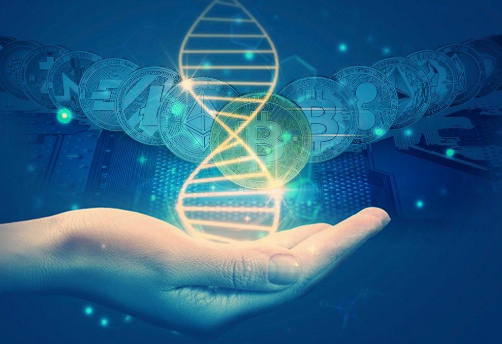 Una blockchain anche per i codici genetici