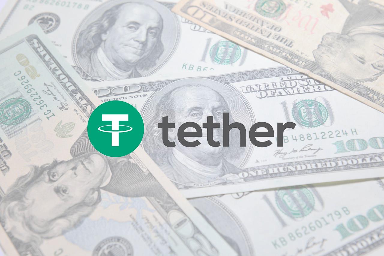 La grande sfida del Tether al biglietto verde