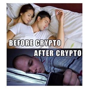 crypto trading addicts