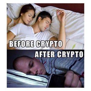 crypto trading addicts