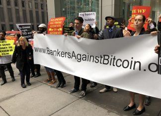 banchieri contro bitcoin