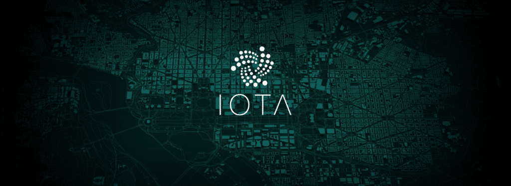 IOTA Foundation sale sulla scala mobile
