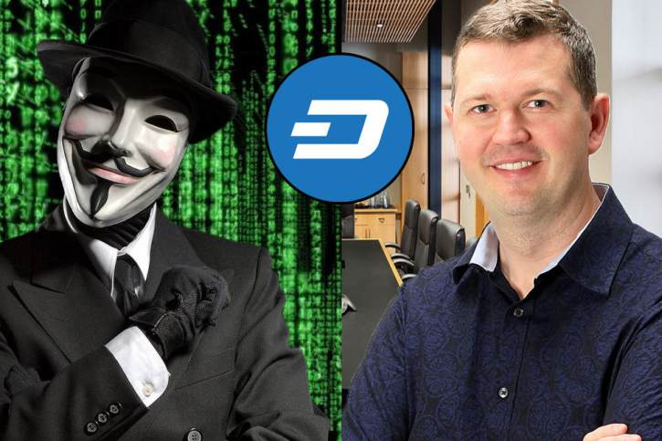 Hackerato Ryan Taylor, CEO di Dash