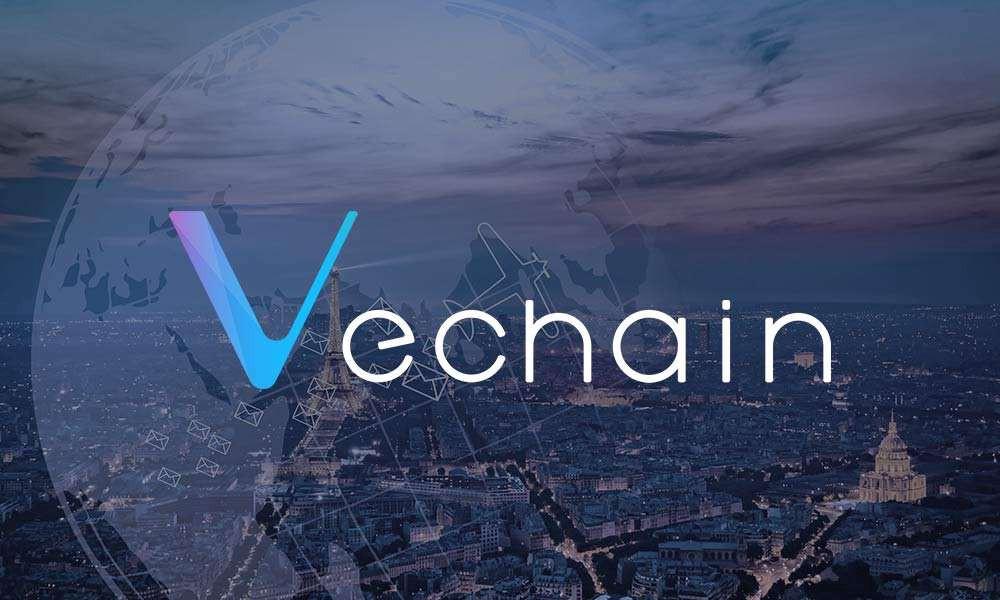 Accordo tra VeChain e la cinese Lingang