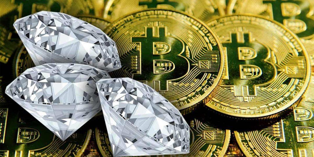 Sulla blockchain un diamante è davvero per sempre