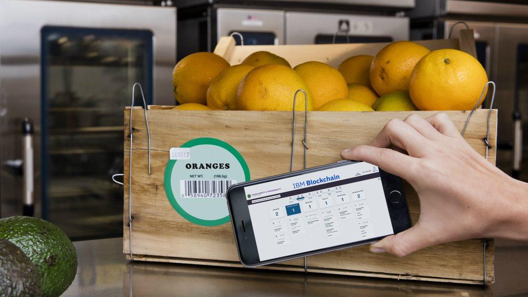 Walmart, la blockchain per tracciare i prodotti