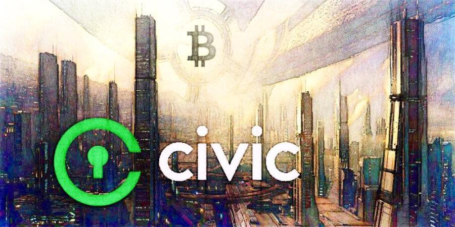 wallet civic criptovalute