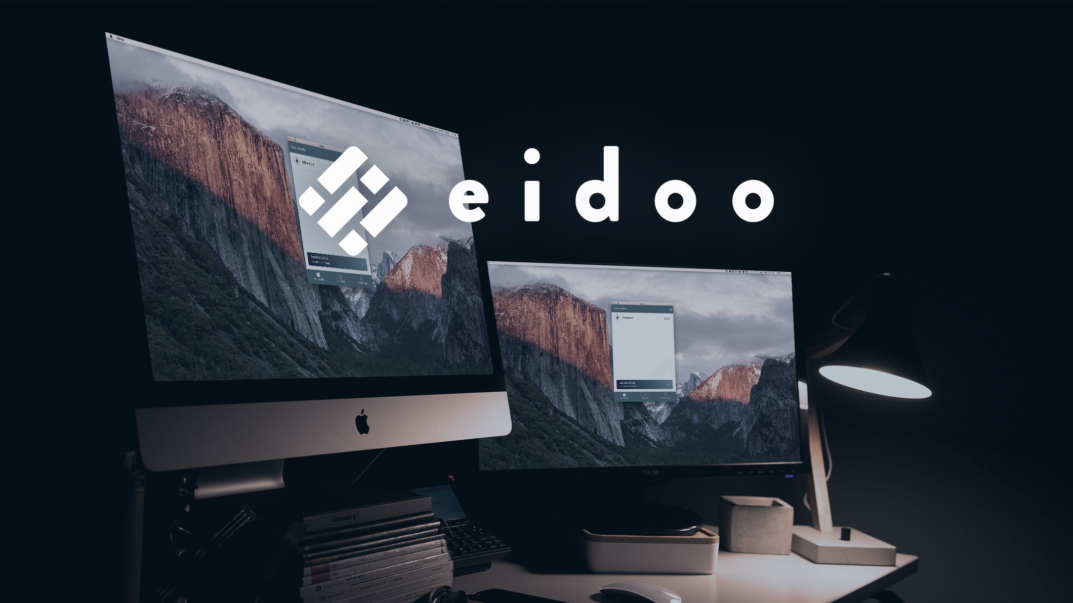 ll wallet Eidoo supera i 400mila download