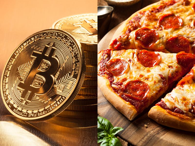 Bitcoin Pizza Day, Laszlo insiste e paga con LN