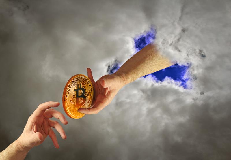 Giù le mani dal bitcoin