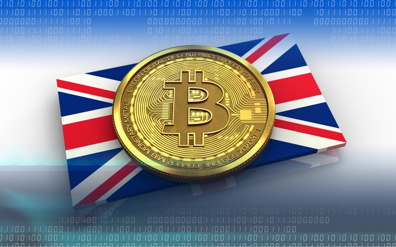 Bitcoin in UK ora è un marchio registrato