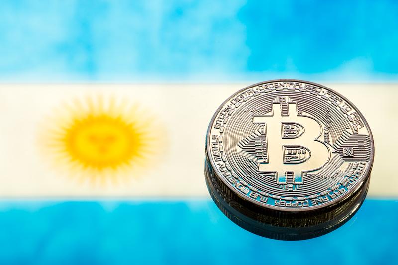 I bitcoin arrivano in banca in Argentina