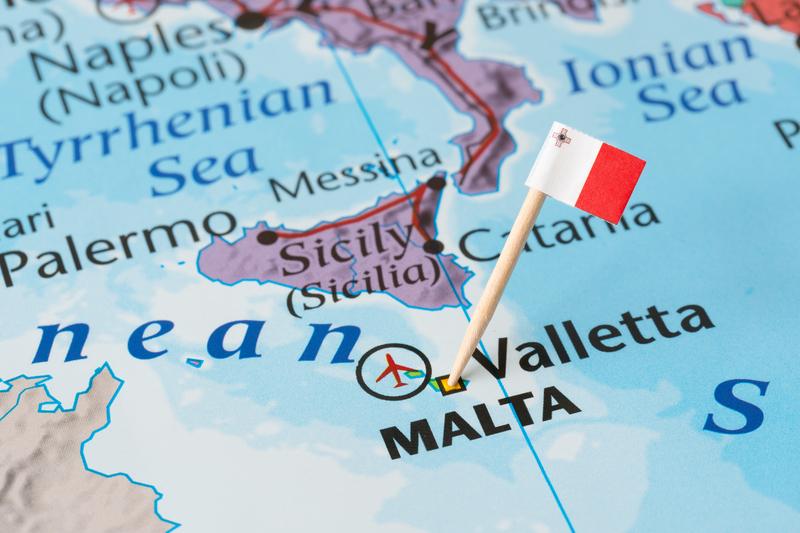 A Malta meno traffico con la blockchain