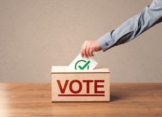 Smart contract voting