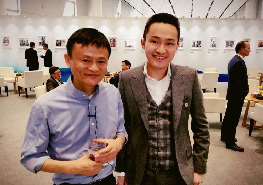 Tron e Alibaba, nuove fonti confermano la partnership