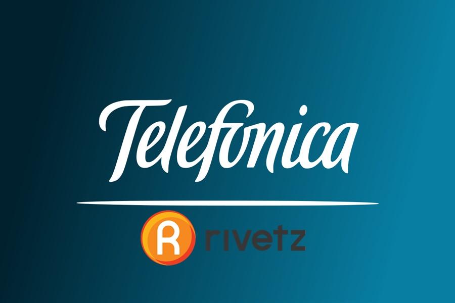 Telefonica e Rivetz insieme per il futuro delle telecomunicazioni