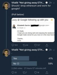 vitalik buterin google