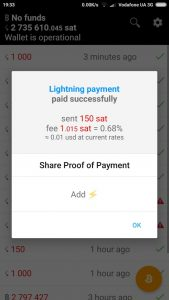 bitcoin wallet lightning