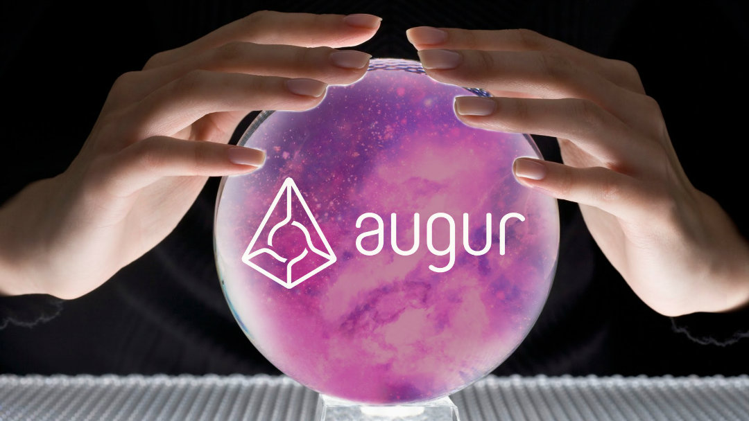 Augur prediction market