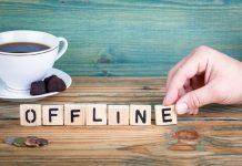 Binance offline