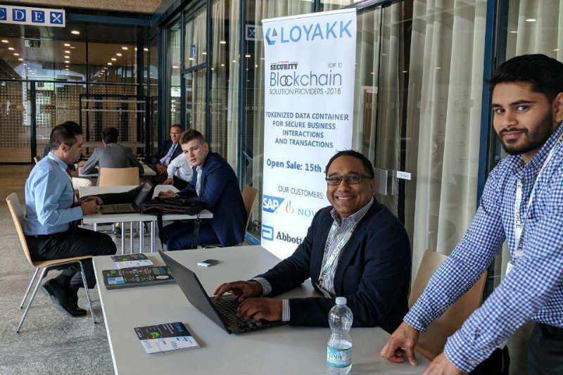 Con Loyakk le aziende vanno su blockchain