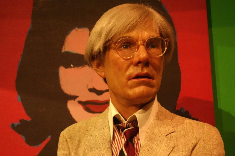 Andy Warhol in vendita con le crypto