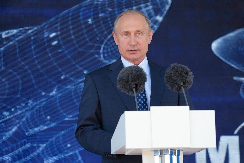 Putin: nessuno Stato può avere una propria crypto