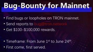 Tron-bug-Bounty
