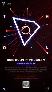 Tron-bug-bounty-program