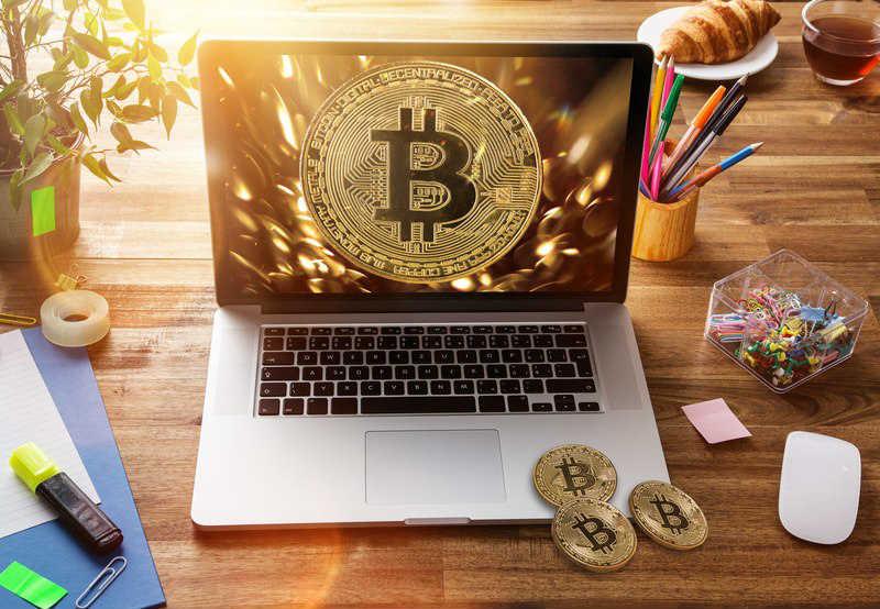 Con una app compri oro con bitcoin