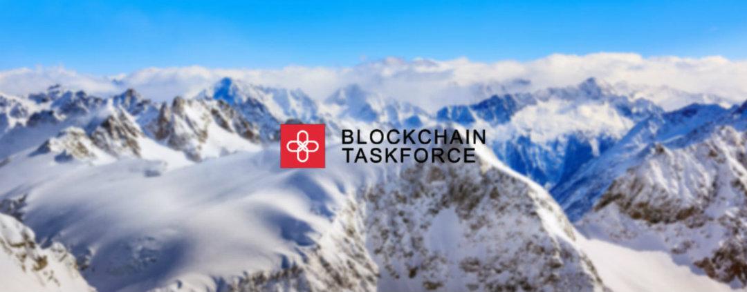 """In Svizzera una """"Blockchain Taskforce"""""""