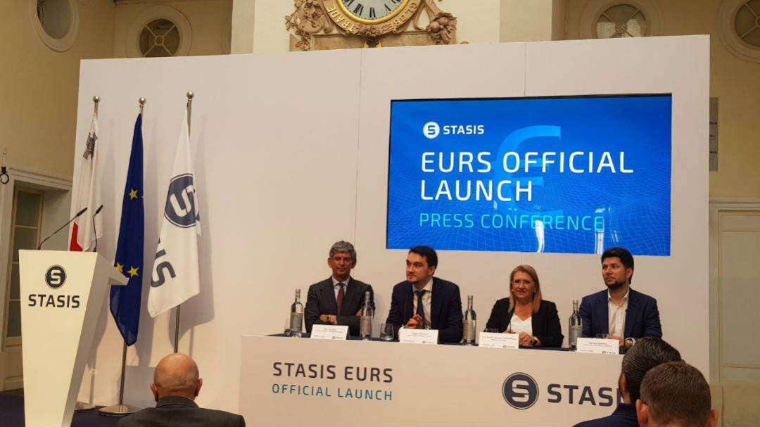 Stasis propone una stable coin legata all'euro