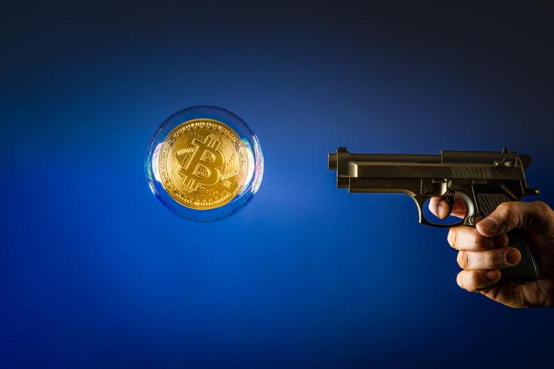 """Binance: """"Sulle crypto vedo ancora bolla"""""""